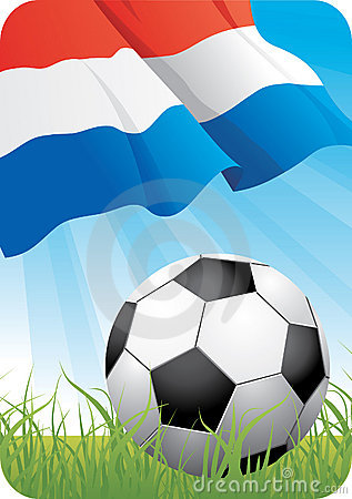 Free European Soccer Championship 2008 - Netherlands Royalty Free Stock Photo - 5347685
