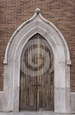 European Style Door Stock Photo Image 39543022