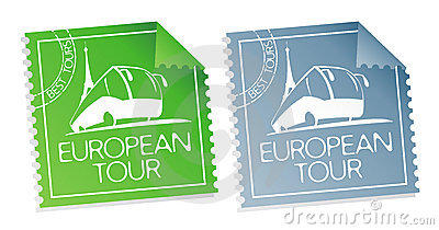 European tour tickets.