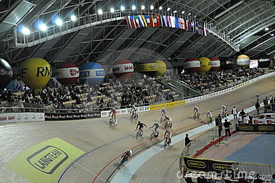 European Track Championships Editorial Image