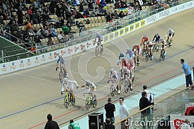 European Track Championships Editorial Photo