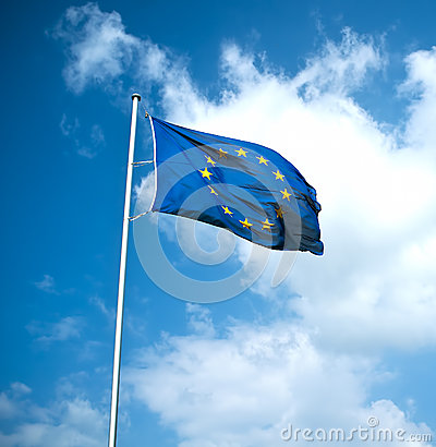 Free European Union Flag Stock Photos - 31292433