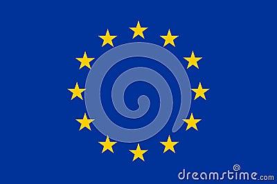 European Union Flag Standard