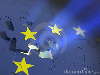 European union puzzle game