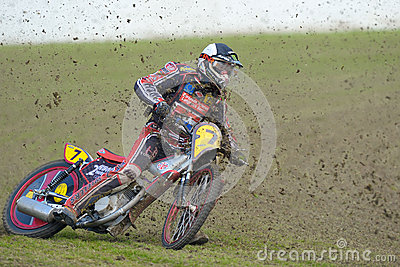 European Veteran Longtrack Series Editorial Photo