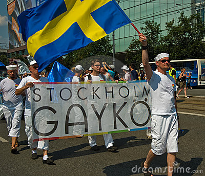 EuroPride 2010 Stock Photography - Image: 15198912