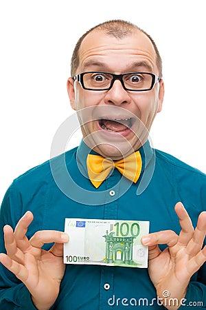 Euros hundra en