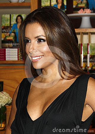 Eva Longoria Editorial Stock Photo