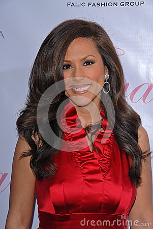 Eva Longoria, Editorial Stock Image