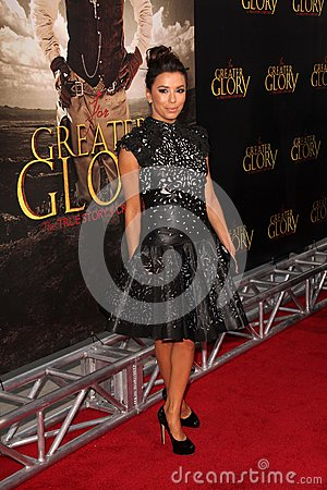 Eva Longoria at the  Editorial Stock Photo