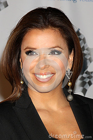 Eva Longoria Parker Editorial Stock Photo