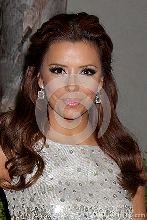 Eva Longoria Parker Editorial Photo