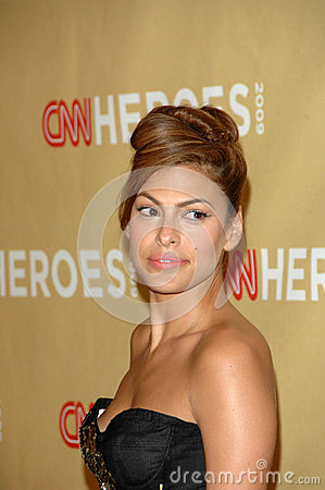 Eva Mendes,CNN Heroes Editorial Photography
