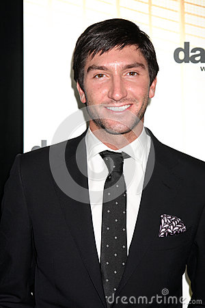 Evan Lysacek Editorial Image