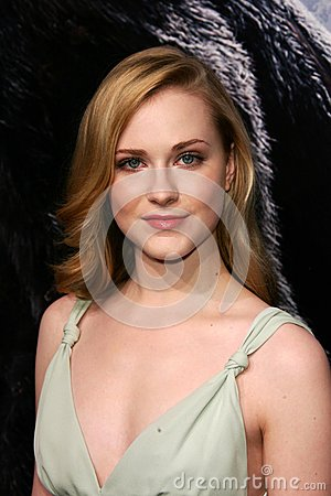 King Kong,Evan Rachel Wood,Evan Rachel-Wood Editorial Image