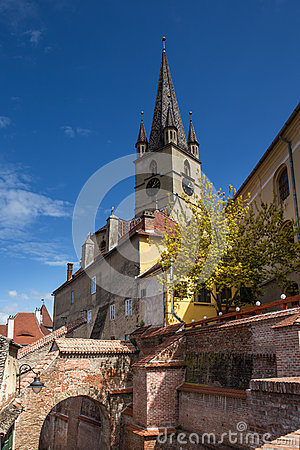 Evangelical Cathedral in Sibiu