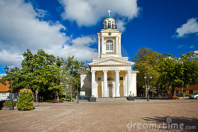 Evangelical Lutheran Nikolay�s Church, Ventspils
