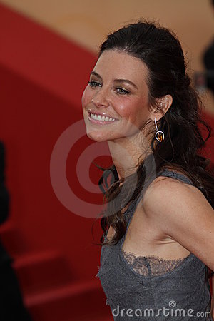 Evangeline Lilly Editorial Stock Photo