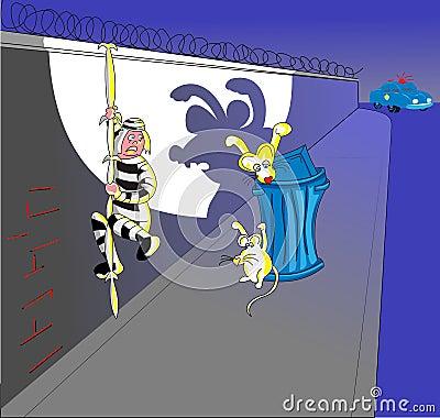 Free Evasion Royalty Free Stock Image - 6762596