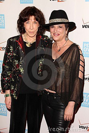 Eve, Eve Ensler, Lily Tomlin Editorial Stock Photo