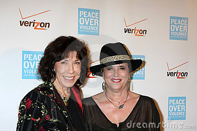 Eve, Eve Ensler, Lily Tomlin Editorial Photography