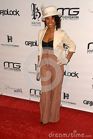 Eve,Melody Thornton Editorial Stock Image