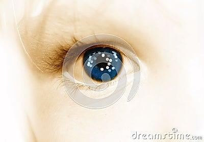 Eve s eye