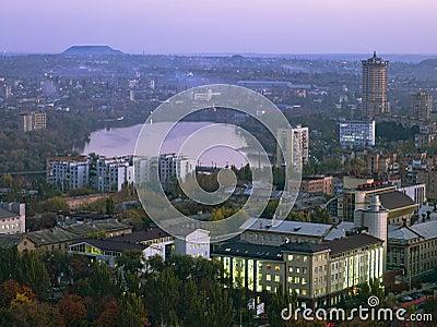 Evening Donetsk