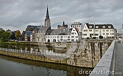 Evening Maastricht, Netherlands