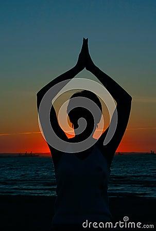 Evening yoga - #3