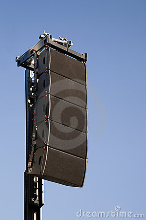 Event performance loud speaker