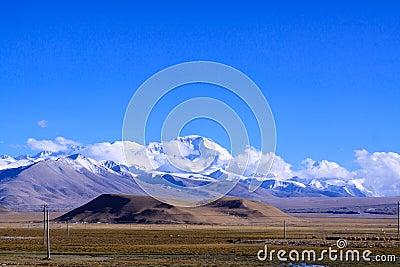 Everest mountain