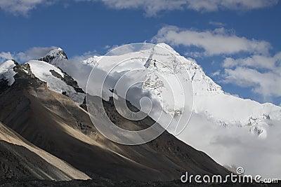 Everest North Slope