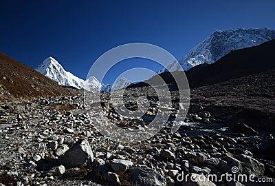 Everest peaks