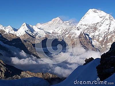 Everest range