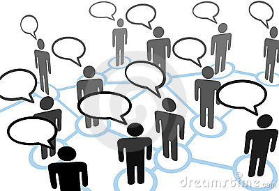 Everybodys talking speech communication network