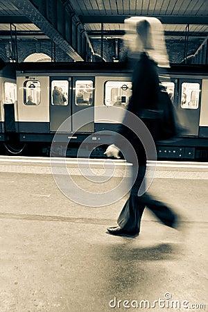 Everyday commuting