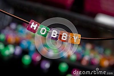 Everyone needs a Hobby