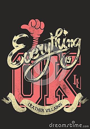 Free Everything Is Ok Stock Photo - 31322830