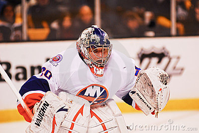 Evgeni Nabokov New York Islanders Editorial Stock Photo