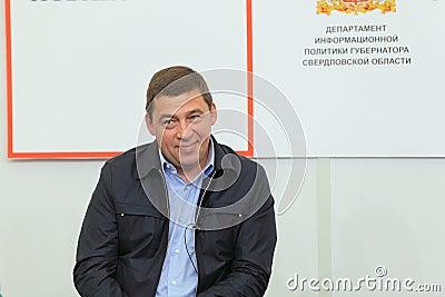Evgeny Kuyvashev Editorial Stock Photo