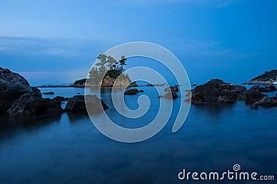 Evia Island Landscape