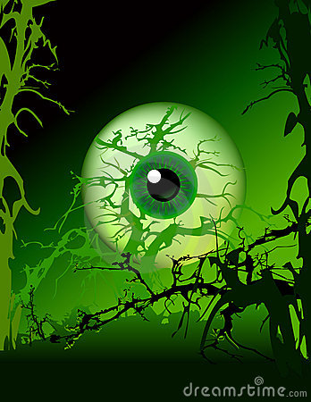 Free Evil Eye Stock Image - 5613271