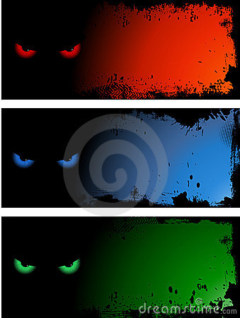 Evil eye backgrounds