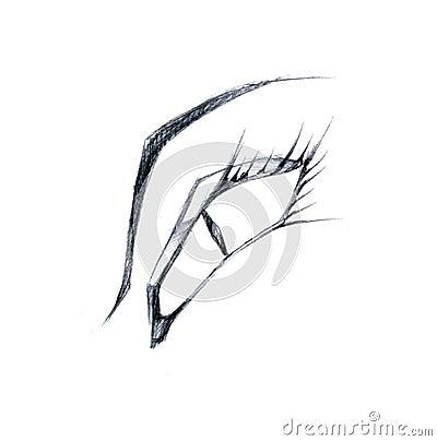 Evil Eye Illustration Royalty Free Stock Photos - Image ...