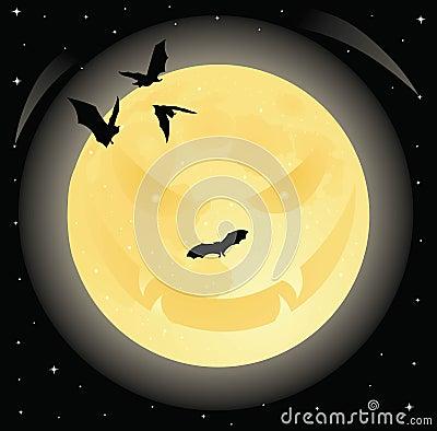 Evil moon.