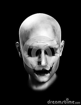 Evil Sinister Man
