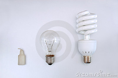 Evolution of illumination