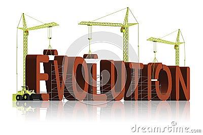 Evolution or intelligent design creation by god