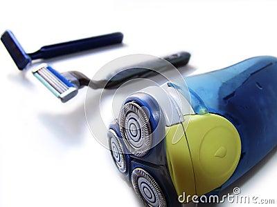 Evolution of razor